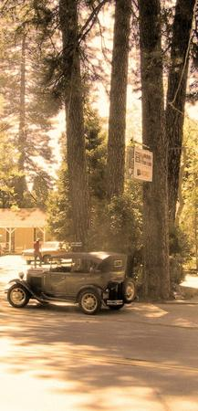 The Pines Motel and Cottages Grass Valley History